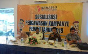 Bawaslu Aceh Tamiang Ajak Masyarakat Ikut Awasi Kampanye